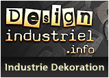 Industrie dekoration